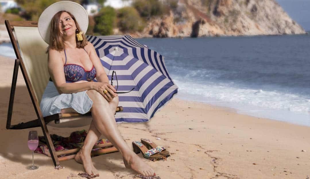 El Teatro Pérez Galdós acoge el estreno de la obra 'Yo amo a Shirley Valentine'