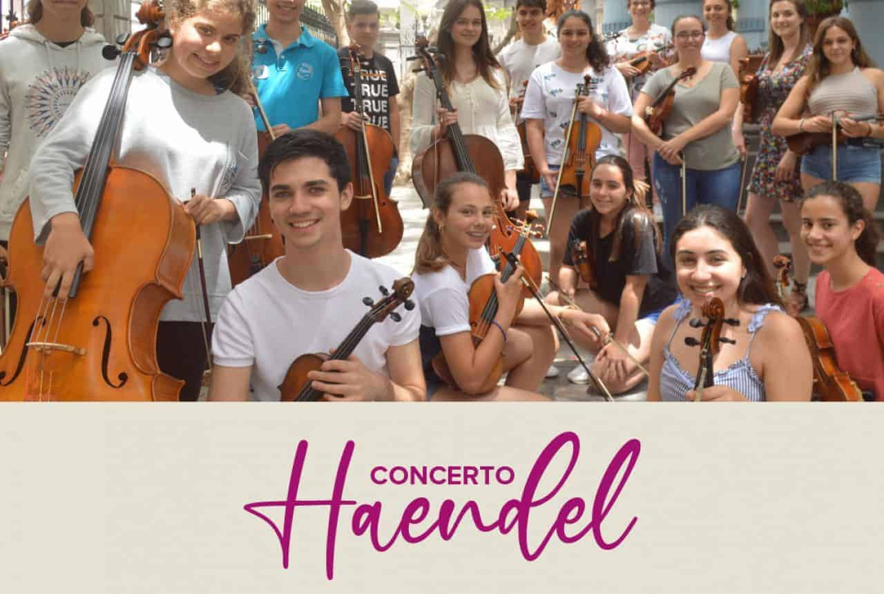 Concerto Haendel