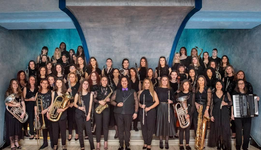 Imagen noticia - La Gran Canaria's Women Band canta a la vida