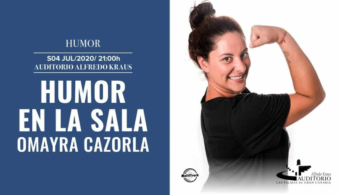 Imagen noticia - Humor en la Sala: vuelven Omayra Cazorla y Kike Pérez