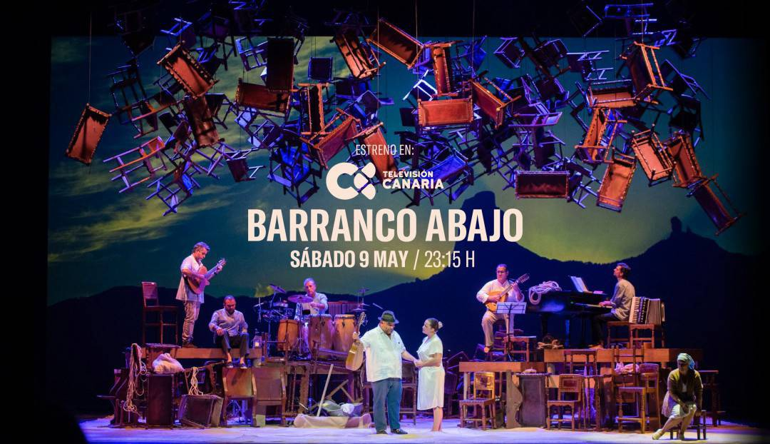 Imagen noticia - Barranco Abajo, el sábado 9 de mayo en Televisión Canaria