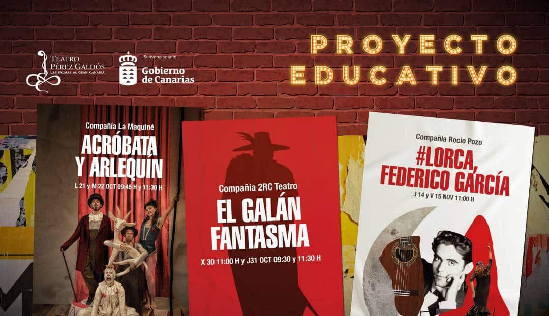 Acróbata y Arlequín: imaginación y belleza plástica para toda la familia