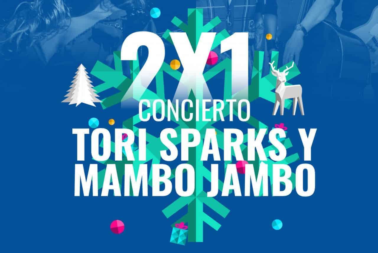 Tori Sparks y Mambo Jambo