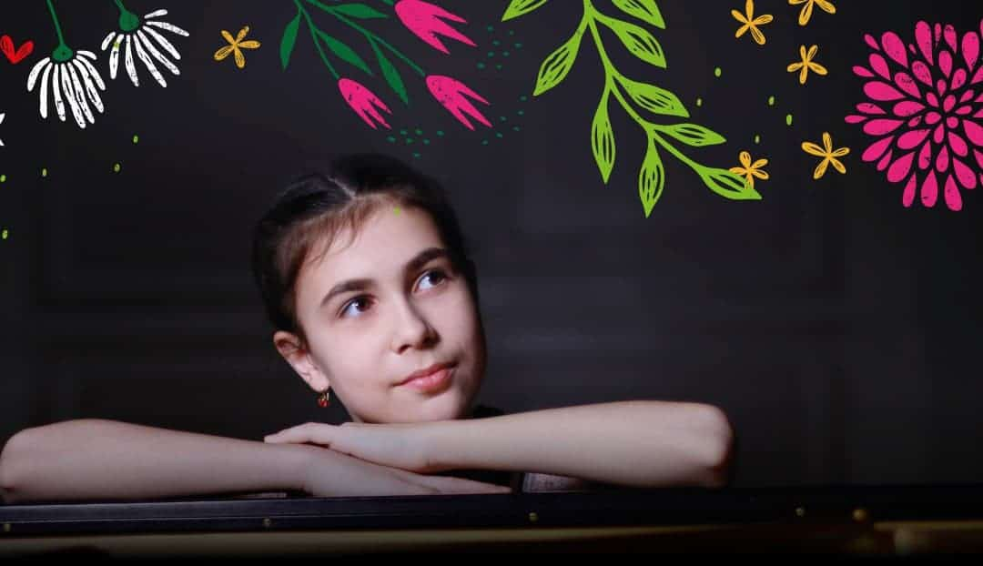 La pianista Alexandra Dovgan ofrecerá un recital en el Auditorio