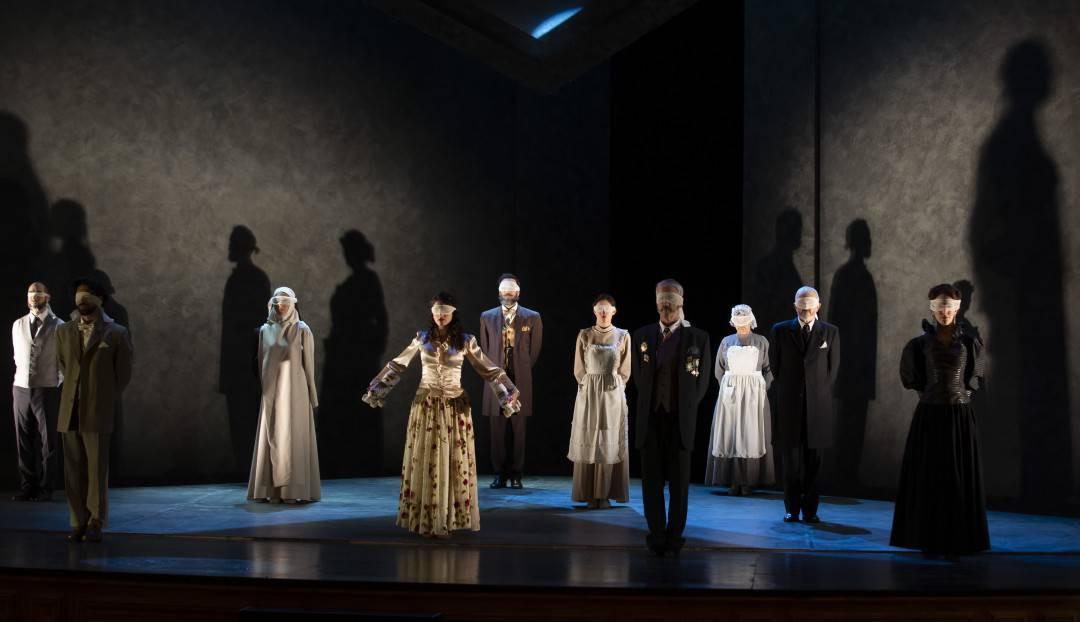 Imagen noticia - «Electra», un reestreno que revalida su vigencia en el Teatro Pérez Galdós