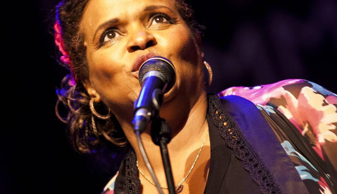 Deborah J. Carter en enero en el Rincón del Jazz
