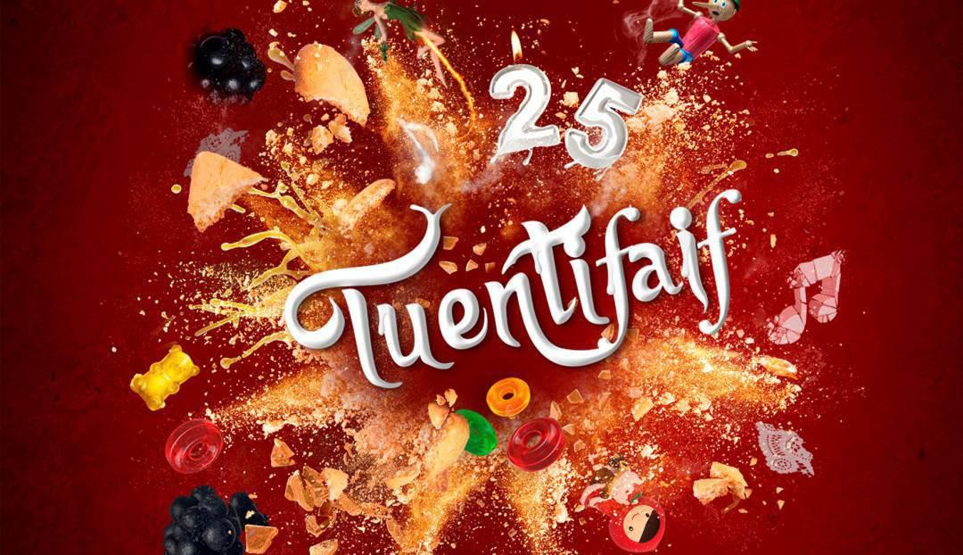 Imagen noticia - Tuentifaif, el nuevo espectáculo de Zalakadula para celebrar sus 25 años de trayectoria