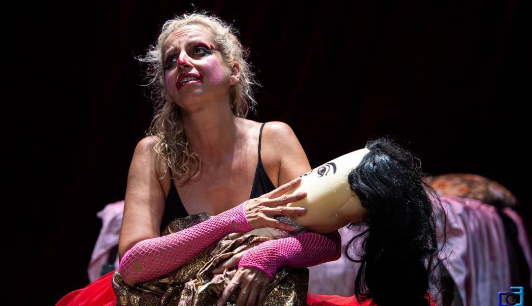 Otra oportunidad para ver Suicidio de una actriz frustrada