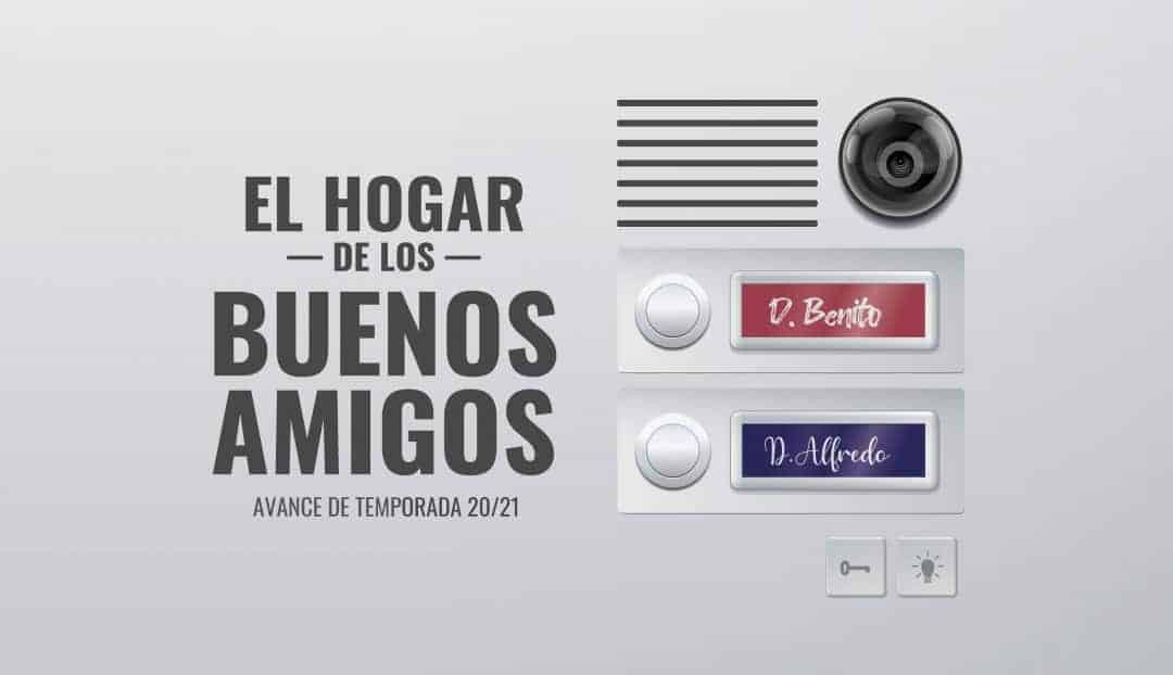 Imagen noticia - El Hogar de los Buenos Amigos