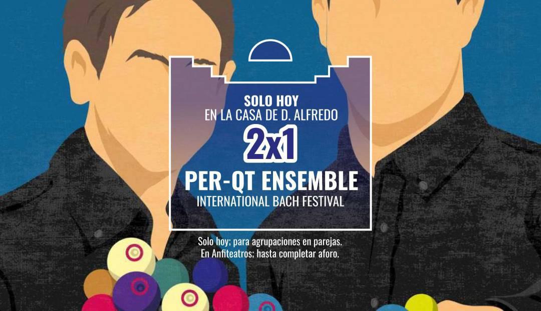 Hoy en promoción: la música fusión de Per-QT Ensemble