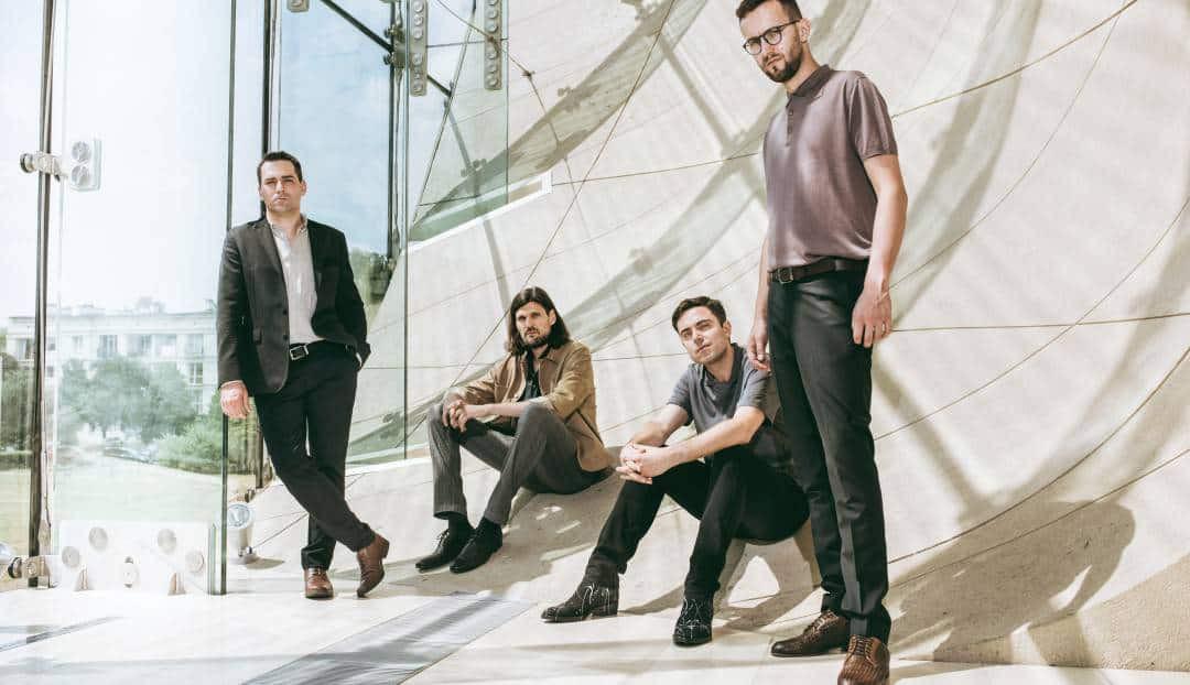El jazz de Atom String Quartet en el Teatro Pérez Galdós