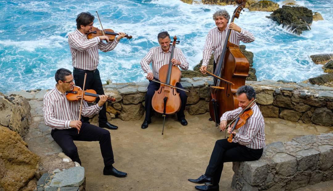 Se aplaza el concierto del Quinteto Resonancia