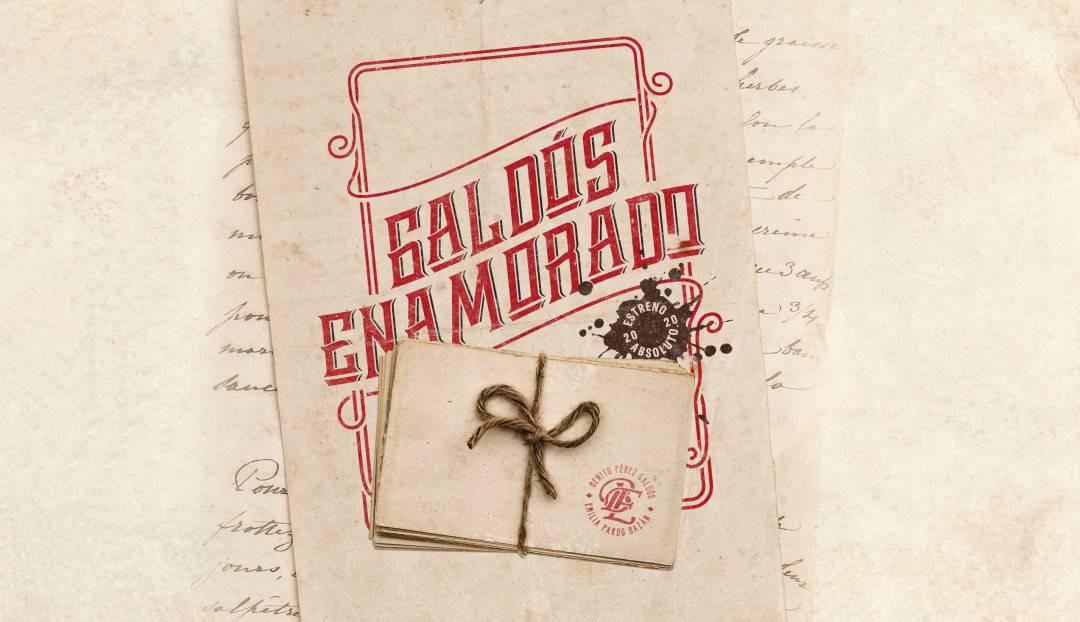 Comunicado de cambio de fecha para 'Galdós enamorado'