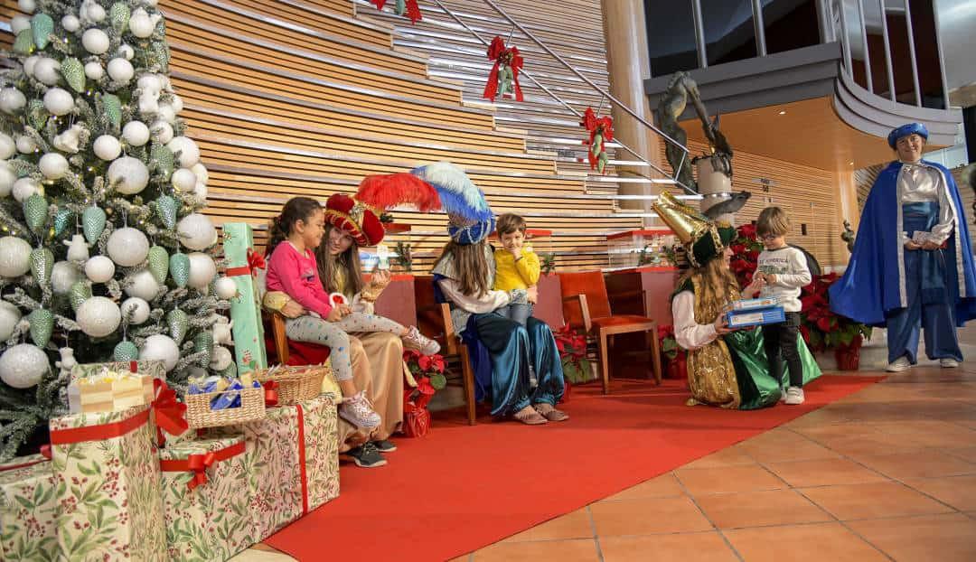 Imagen noticia - Recogida de juguetes y concierto a beneficio de la Casa de Galicia