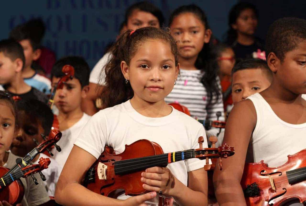 Barrios Orquestados Honduras