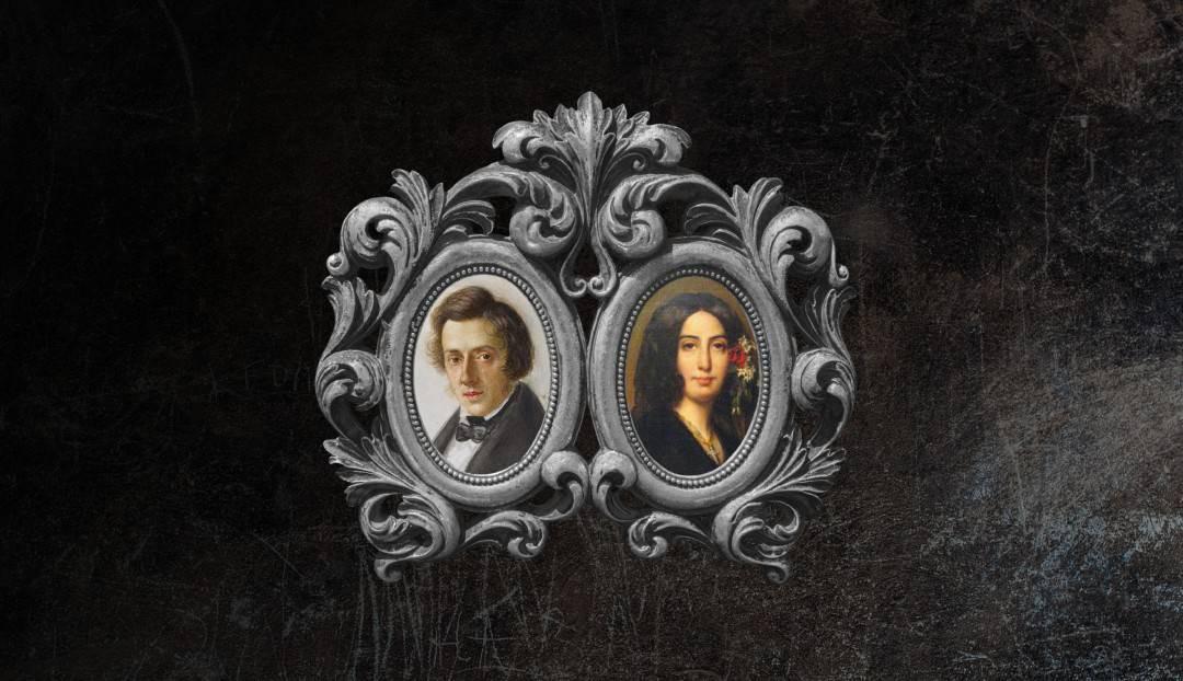 Imagen noticia - Frederic Chopin y George Sand, una de las historias de amor más conocidas del mundo