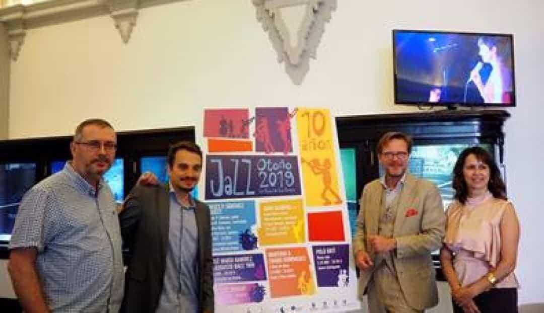 Imagen noticia - Los conciertos de Moisés P. Sánchez y Martirio con Chano Domínguez, incluidos en el festival Jazz Otoño