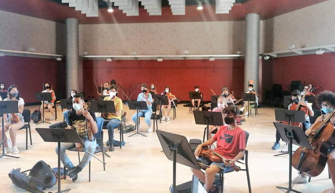 El Auditorio Alfredo Kraus y la Asociación Inegale, con aforos adaptados, retoman su actividad formativa estival para niños