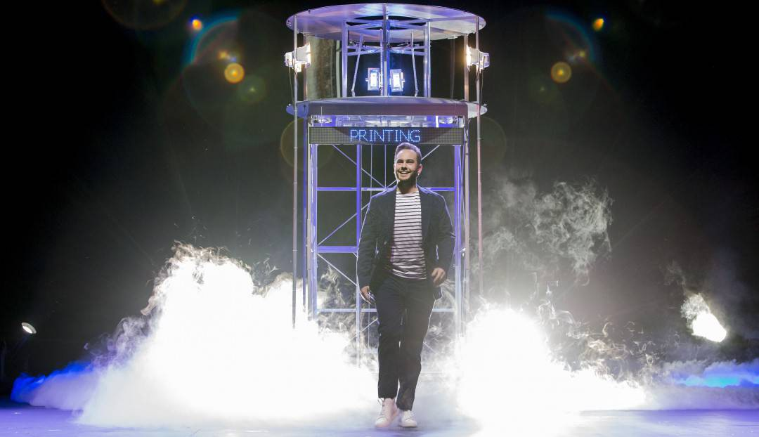 Magia del siglo XXI con Jorge Blass en el Teatro Pérez Galdós