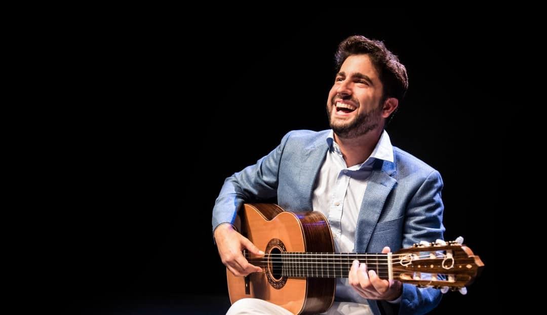 El guitarrista Rafael Aguirre, uno de los mejores del mundo, el 29 de enero