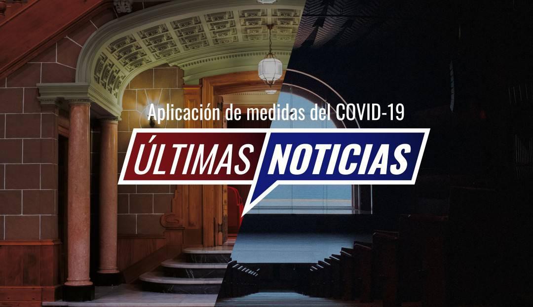 Imagen noticia - El Auditorio Alfredo Kraus y el Teatro Pérez Galdós mantienen la suspensión de espectáculos durante el estado de alarma por el COVID-19