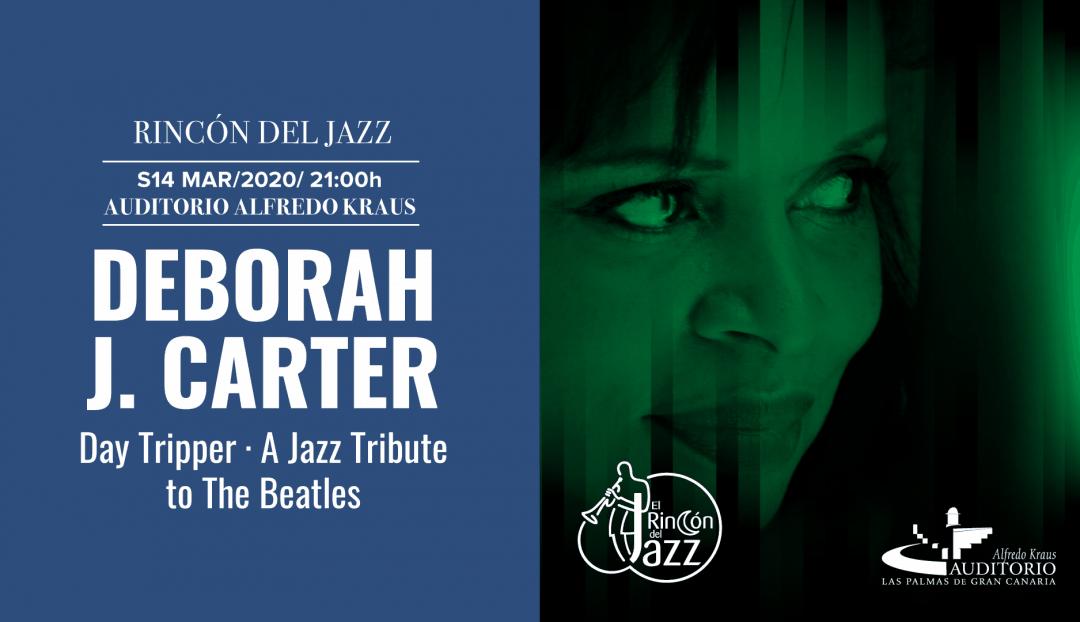 Imagen noticia - Últimos días: Deborah J. Carter en el Rincón del Jazz