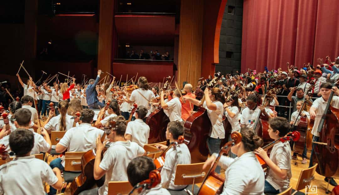 Imagen noticia - Barrios Orquestados, una iniciativa social con fines artísticos