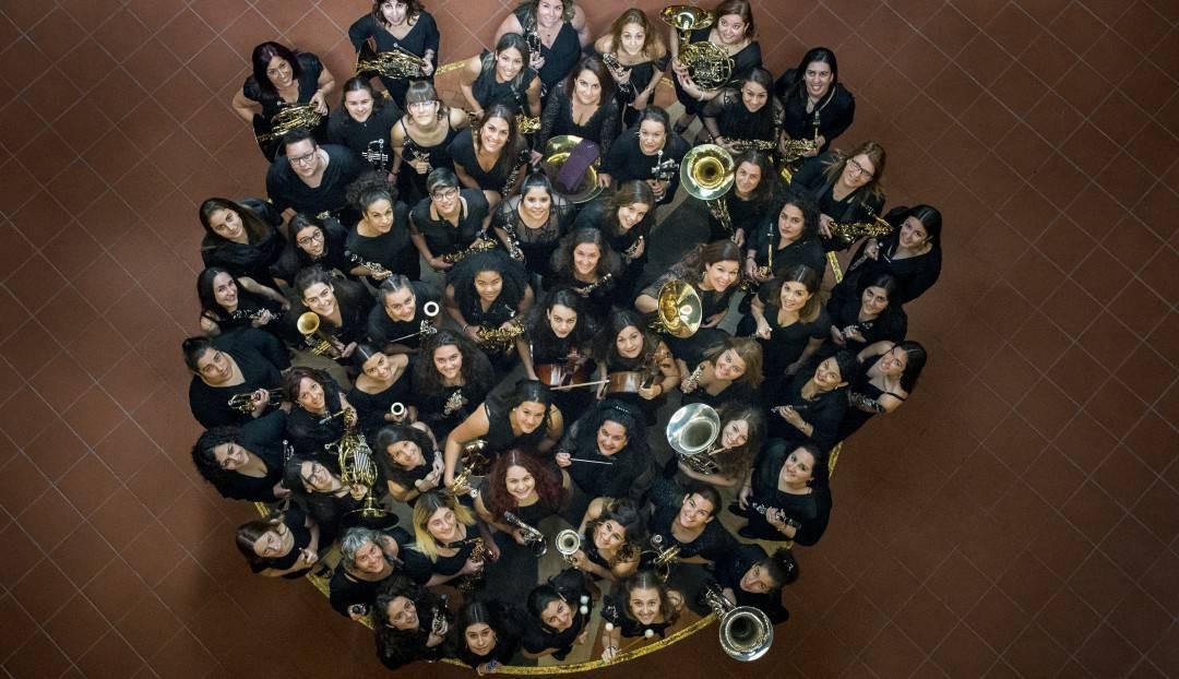 Imagen noticia - Celebra el Día de la Mujer con la Gran Canaria's Women Band