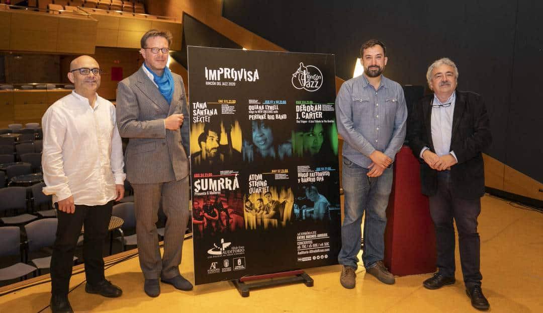Imagen noticia - Nueva edición del Rincón del Jazz en el Auditorio