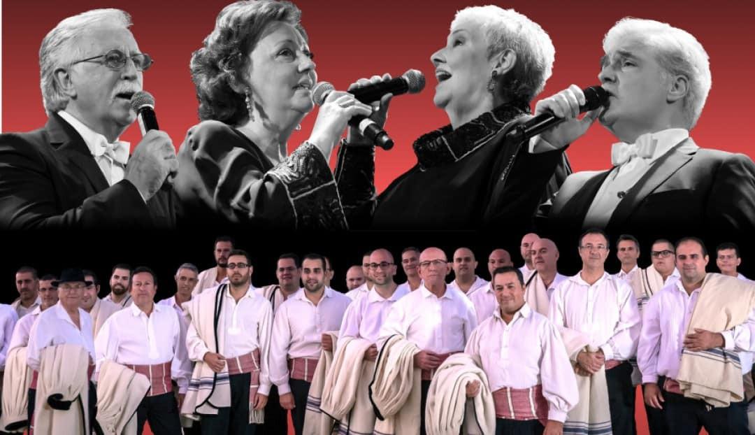 Imagen noticia - Los Sabandeños y El Consorcio, juntos por primera vez en concierto